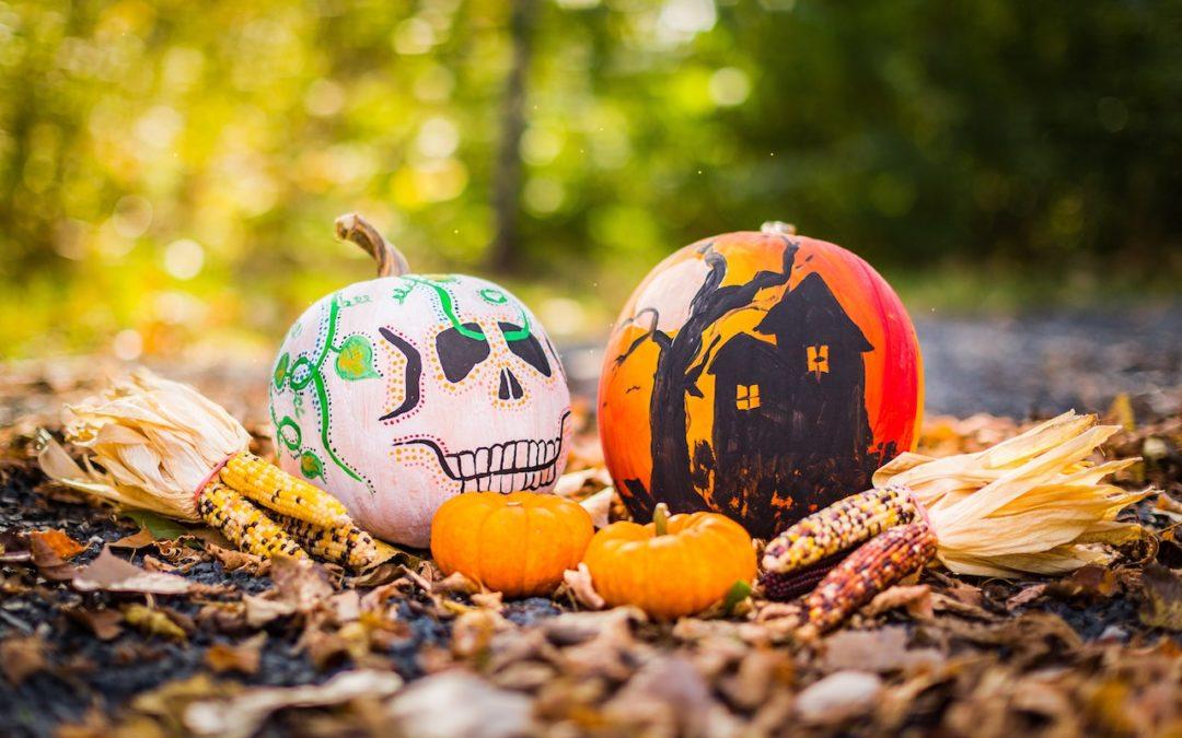 DIY: 5 idées déco pour Halloween